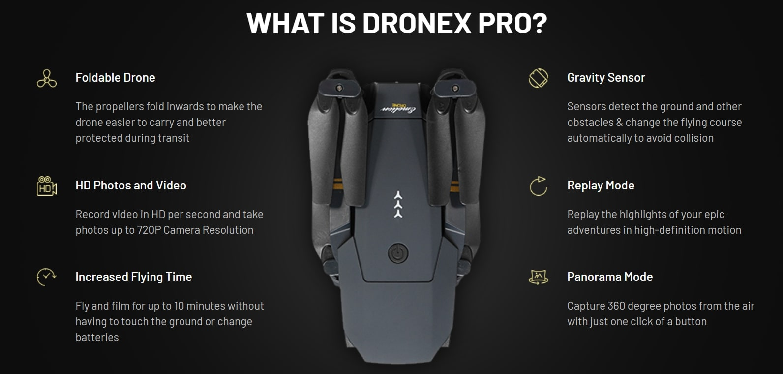 Why do you need drone x pro review