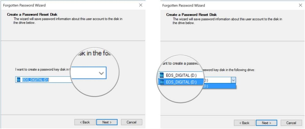 How to Create a Password Reset Disk for Windows 10
