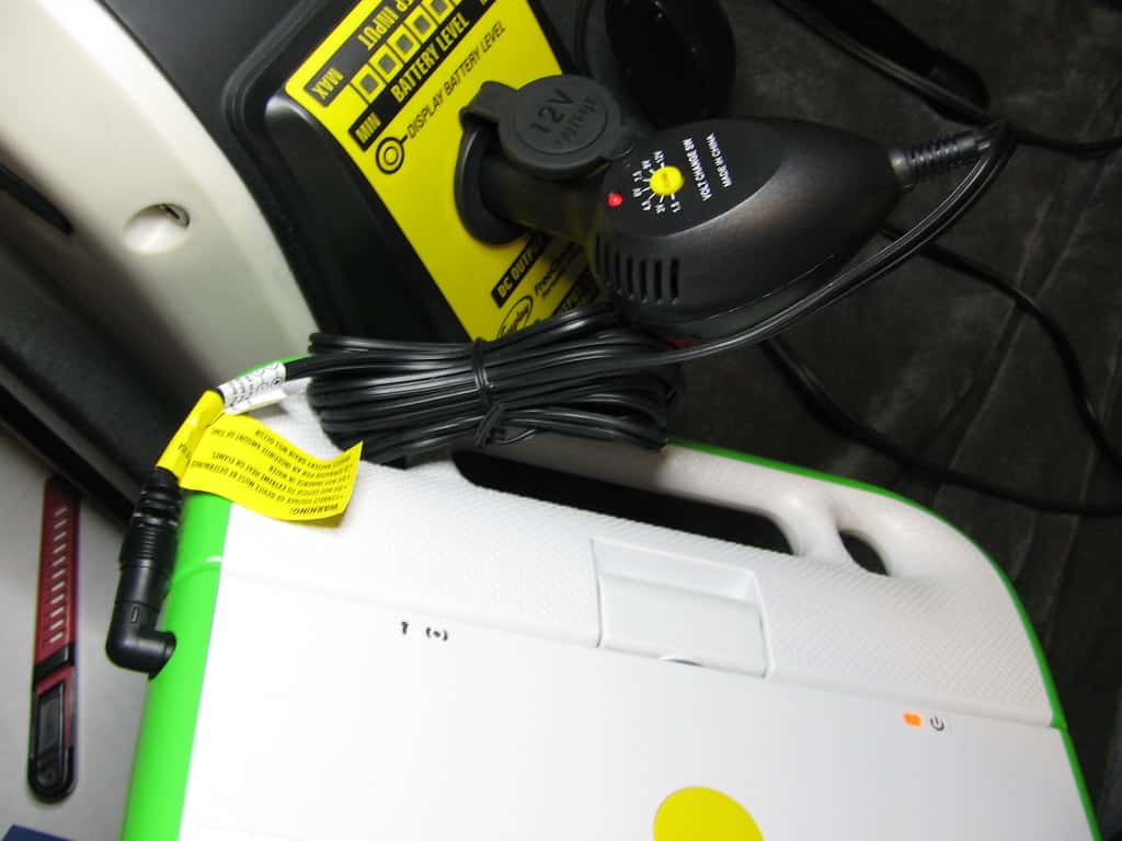 Charge your Laptop Using Universal Adapter